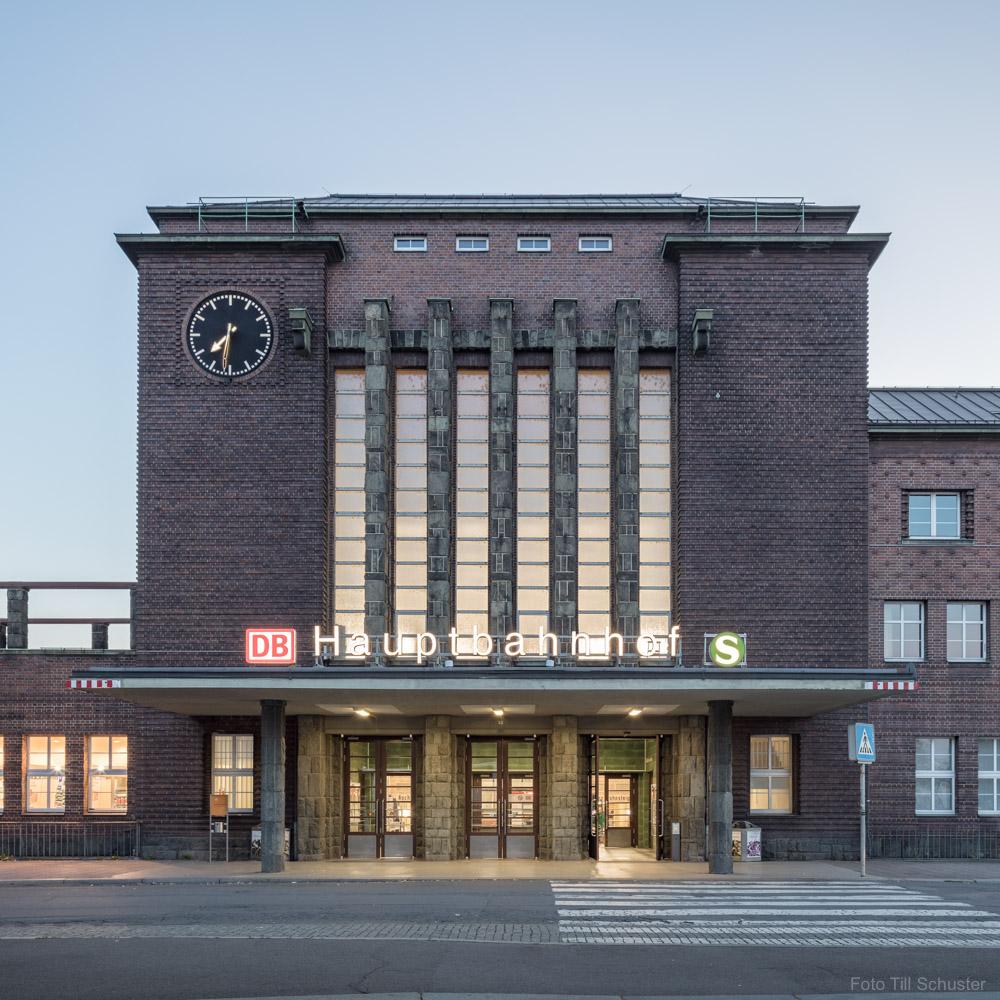 Bahnhof Zwickau
