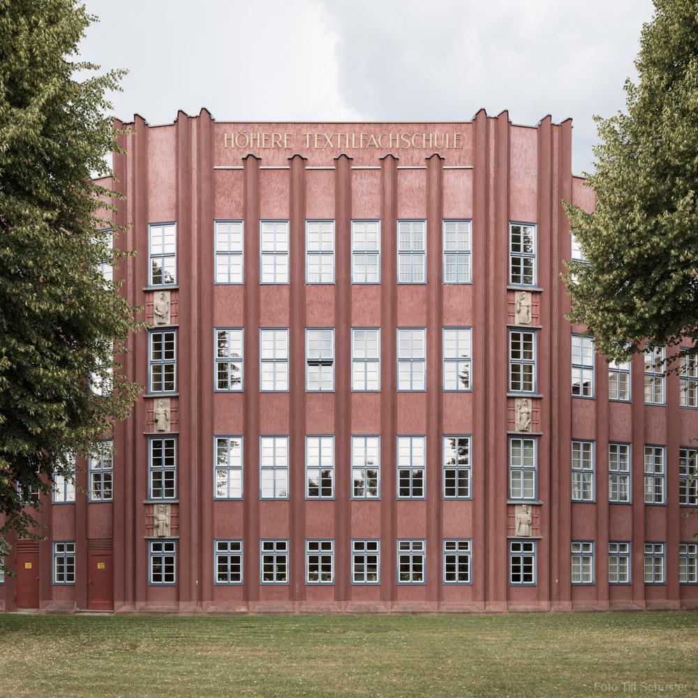 Hochschule für Textil und Leder Reichenbach