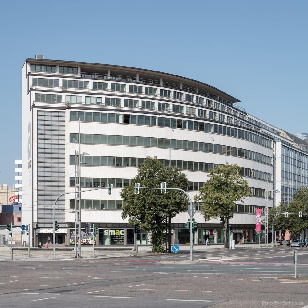 SMAC-Schocken Chemnitz